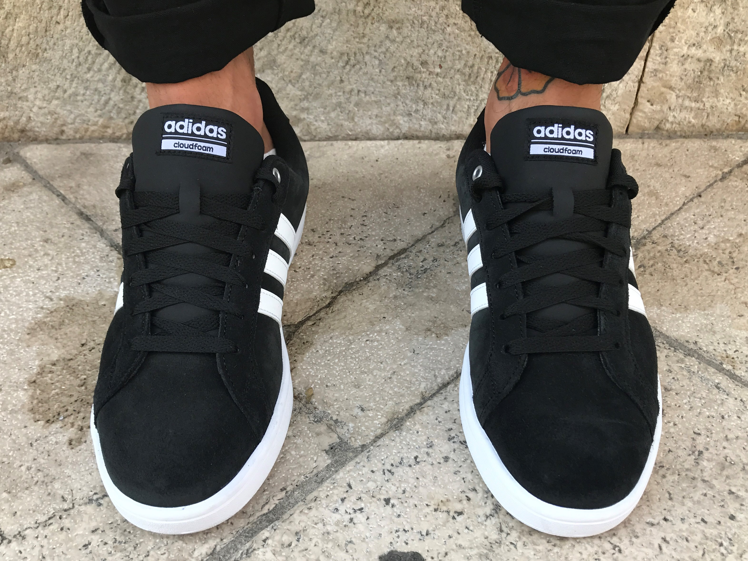 sneakers nere adidas